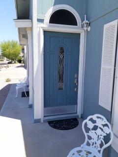 Attractive front door