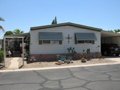 Mobile Home at 3411 S. Camino Seco # 91 Tucson, AZ 85730