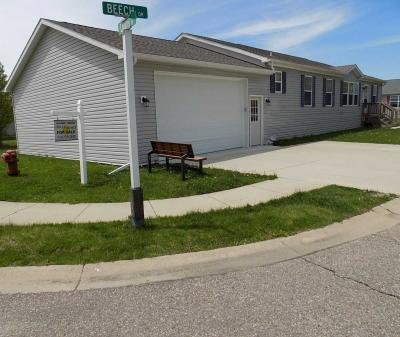 Mobile Home at 23075 Beech Dr Chelsea, MI 48118