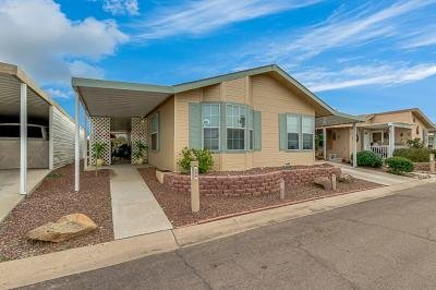 Mobile Home at 11411 N 91st Avenue Peoria, AZ 853455716