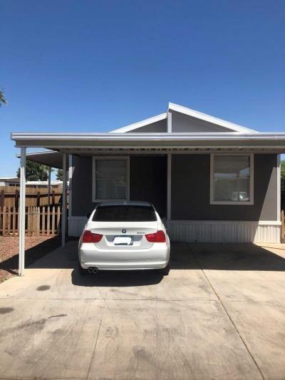 Mobile Home at 8427 W. Glendale AVe lot #200 Glendale, AZ 85305
