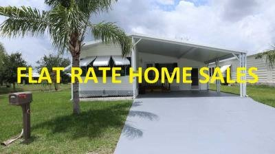 Mobile Home at 33 Calle De Lagos Fort Pierce, FL 34951