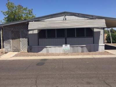 Mobile Home at 8401 N. 67Th Ave. #41 Glendale, AZ 85302
