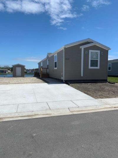 Mobile Home at 6284 Square Lake Drive Kimball, MI 48074