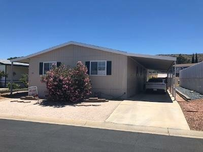 Mobile Home at 5200 Entrar Drive #95 Palmdale, CA 93551