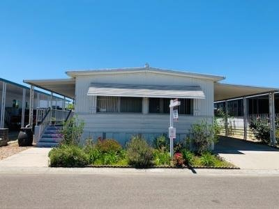 Mobile Home at 1286 Discovery St #76 San Marcos, CA 92078