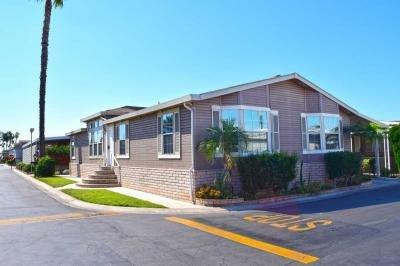 Mobile Home at 201 W Collins Ave #125 Orange, CA 92867