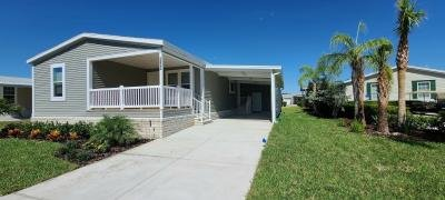 Mobile Home at 3824 Southport Springs Pkwy Zephyrhills, FL 33541