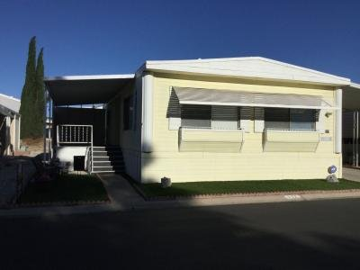 Mobile Home at 13393 Mariposa Road #127 Victorville, CA 92392