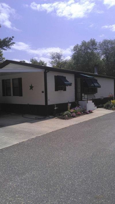 Mobile Home at 1621 S. Shore Rd #197 Ocean View, NJ 08230