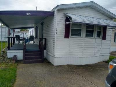 Mobile Home at 123 Maple Hill Lane Akron, OH 44312