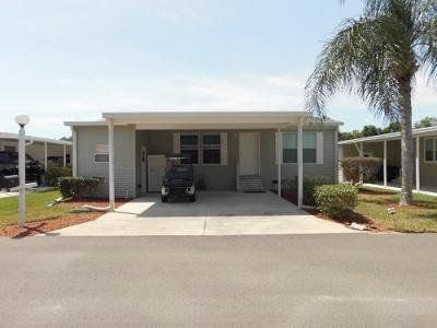 Mobile Home at 196 Glen Este Blvd. Haines City, FL 33844