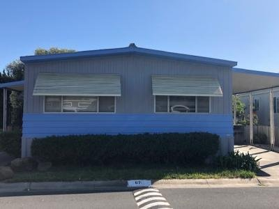Mobile Home at 4141 Deep Creek Road #67 Fremont, CA 94555