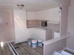 Ceramic countertops installed