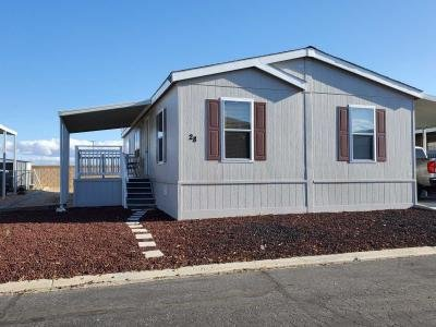 Mobile Home at 1550 20th Street West #28 Rosamond, CA 93560