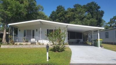 Mobile Home at 14 Cedar in the Wood Port Orange, FL 32129