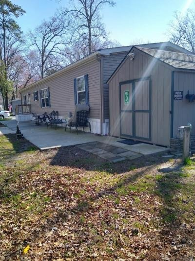 Mobile Home at 37617 Shady Circle Lewes, DE 19958