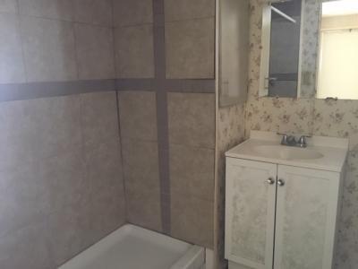 Partially Updated Bath
