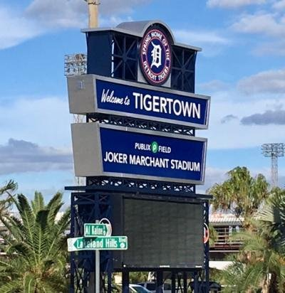 Home of Tiger Spring Training