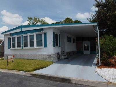 Mobile Home at 2001 83Rd Ave. N. # 1037 Saint Petersburg, FL 33702