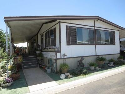 Mobile Home at 13393 Mariposa #141 Victorville, CA 92395