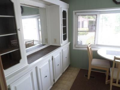 built in in dining room