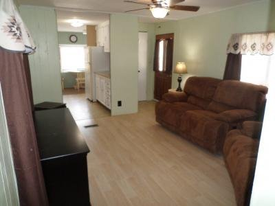 living area from hall