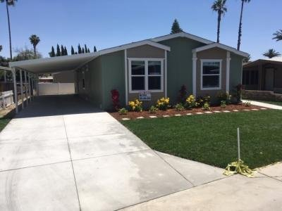 Mobile Home at 5800 Hamner Ave., Sp#689 Eastvale, CA 91752