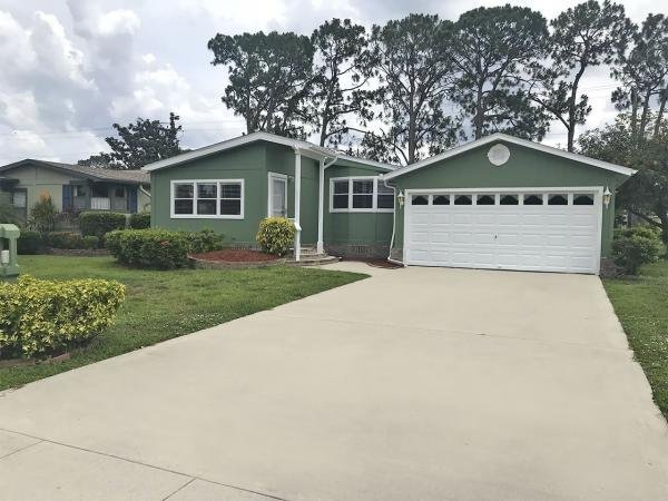 1989 Palm Harbor Mobile Home For Rent
