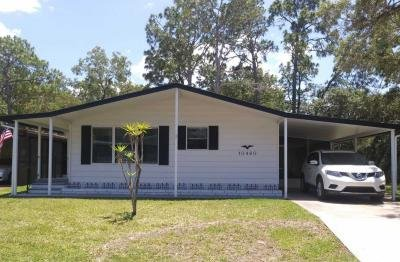 Mobile Home at 10460 Shawnee Rd Weeki Wachee, FL 34614