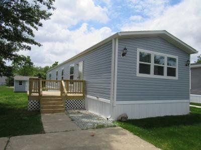 Mobile Home at 8709 Wallstreet Drive Indianapolis, IN 46234