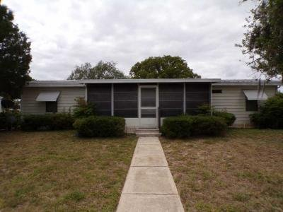Mobile Home at 2860 Grand Traverse Circle #V07 Leesburg, FL 32735