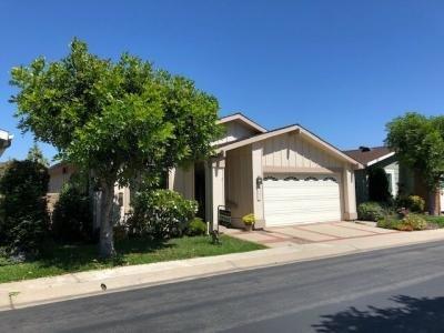 Mobile Home at 2633 Shadow Lake Santa Ana, CA 92705
