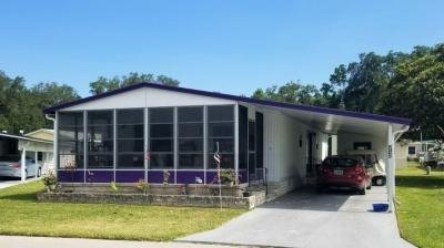 Mobile Home at 2124 Fosters Place Brooksville, FL 34601