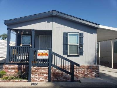 Mobile Home at 10001 West Frontage Road #137 South Gate, CA 90280