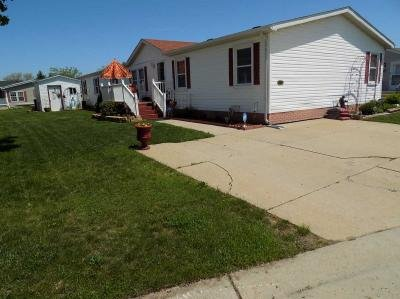 Mobile Home at 1927 Elizabeth Blvd Newport, MI 48166