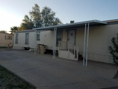 Mobile Home at 1402 WEST AJO WAY, #224 Tucson, AZ 85713