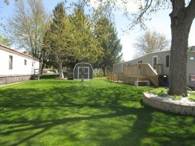 Mobile Home at 32200 45Th Street #114 Burlington, WI 53105