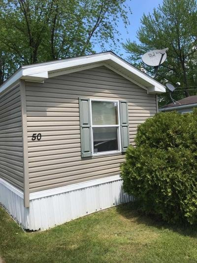 Mobile Home at 50 Bloomdale Mobile Home Park Bloomfield, NY 14469