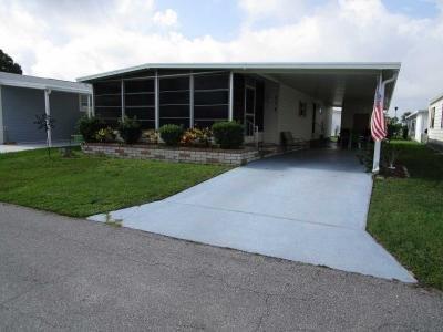 Mobile Home at 976 Roseau, E. Venice, FL 34285