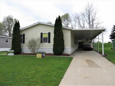 Mobile Home at 6482 Barrie Circle Brighton, MI 48114