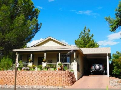Mobile Home at 6770 W. Sr89A #10 Sedona, AZ 86336