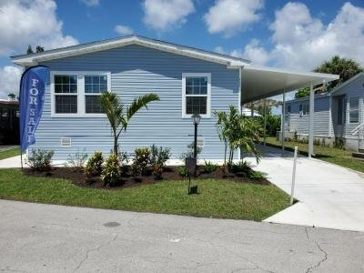 Mobile Home at 4427 Viola Drive #394 Lake Worth, FL 33463