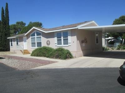 Mobile Home at 2121 S. Pantano #52 Tucson, AZ 85710
