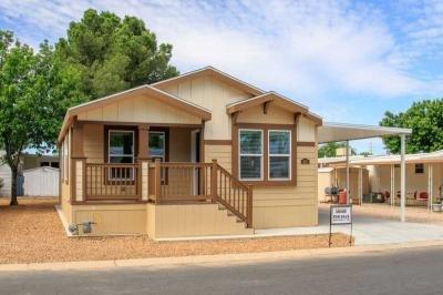 Mobile Home at 7570 E Speedway Blvd, Lot 455 Tucson, AZ 85710