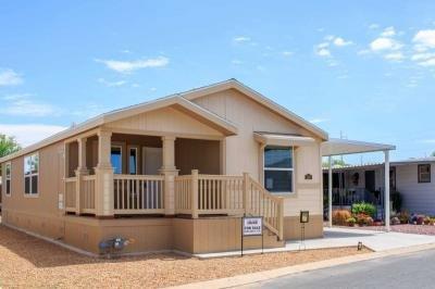 Mobile Home at 7570 E Speedway Blvd, Lot 260 Tucson, AZ 85710