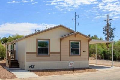 Mobile Home at 7570 E Speedway Blvd, Lot 586 Tucson, AZ 85710