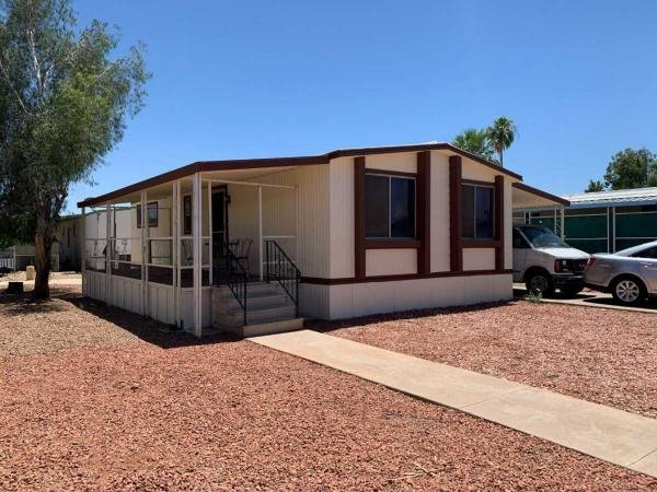 1972 Custom Craft Mobile Home For Sale