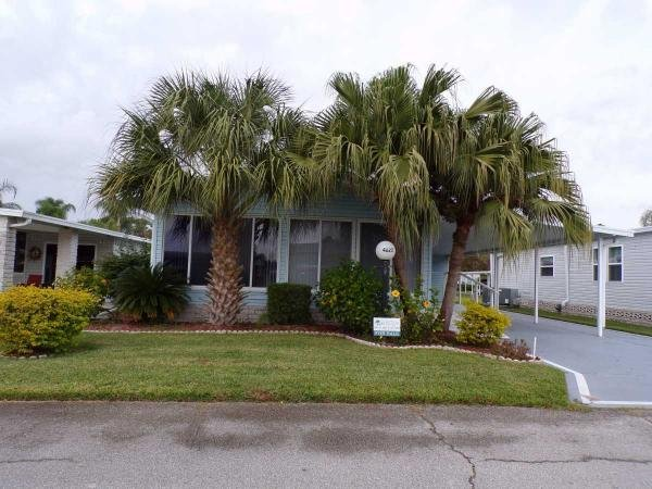 1992 Palm Harbor Mobile Home For Rent