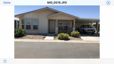 Mobile Home at 2263 N Trekell Rd #8 Casa Grande, AZ 85122